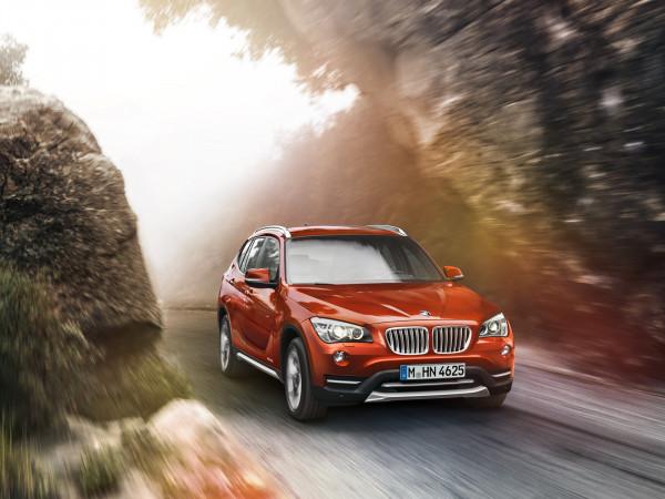 BMW X1 to get a minor makeover | CarTrade.com