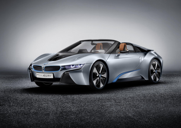 BMW i8 hybrid supercar and new X5 at Auto Expo 2014 | CarTrade.com