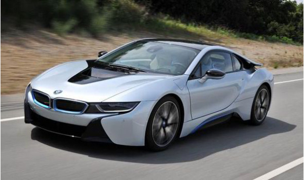 The much anticipated BMW i8 to debut next month | CarTrade.com
