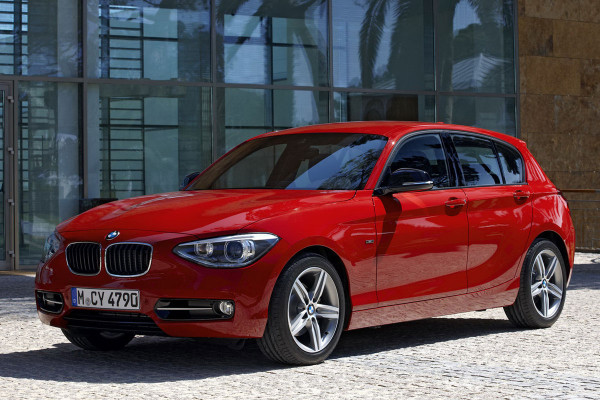 BMW 1 Series to compete with low cost premium luxury hatchbacks in India | CarTrade.com