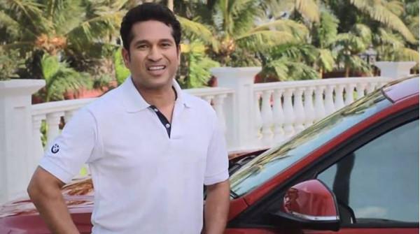 Sachin Tendulkar reveals his fascination with the BMW 1 Series | CarTrade.com