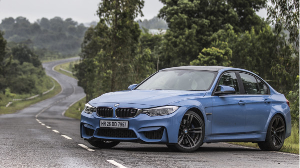 BMW M3 Expert Review, M3 Road Test - 206977 | CarTrade