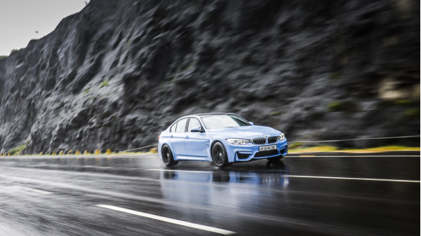 BMW M3 First Drive Review
