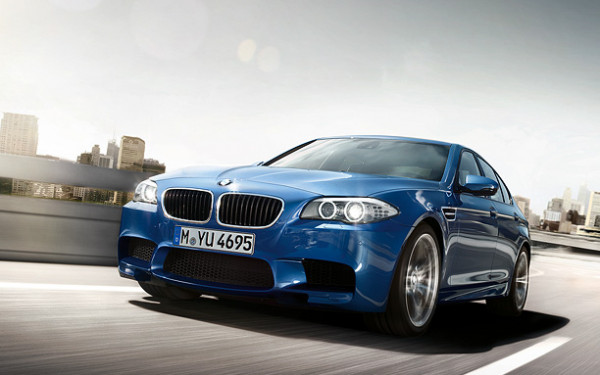 BMW M5 officially showcased; likely to mark presence in 2013 | CarTrade.com