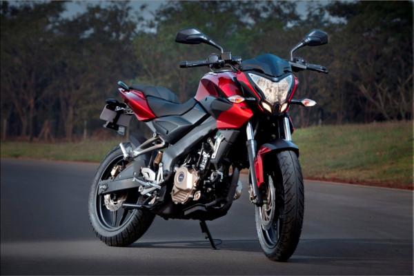 Bajaj Pulsar 200 NS - A truly performance oriented bike | CarTrade.com