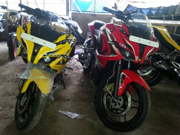 Bajaj Pulsar 200RS launching tomorrow; ABS variant snapped | CarTrade.com