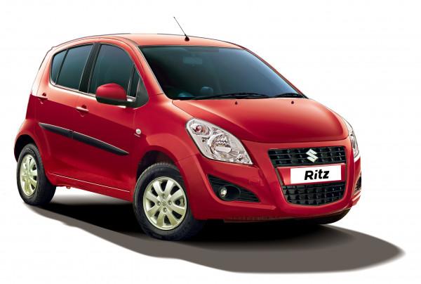 10) Maruti Suzuki Ritz