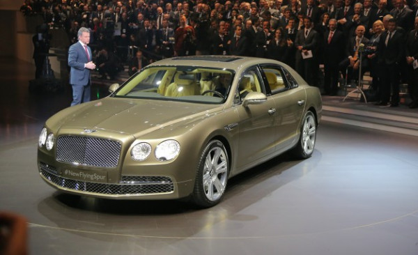 Bentley Flying Spur to be launched in India by October 2013 | CarTrade.com