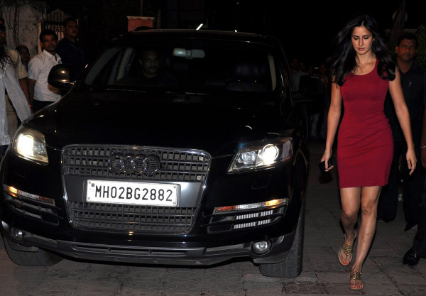 Bollywood knows how to roll in style on great wheels