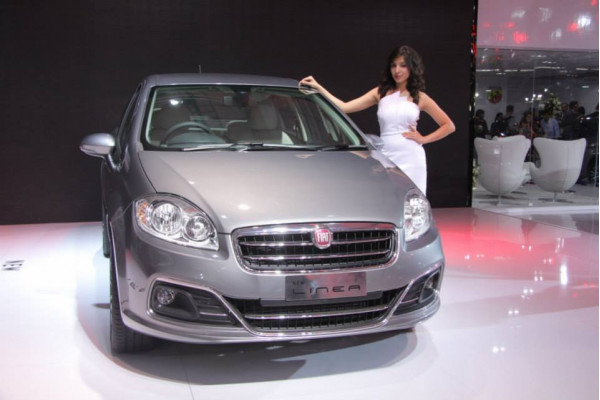 Bookings begin for the 2014 Fiat Linea | CarTrade.com