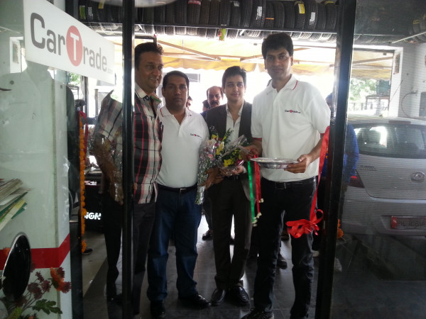 CarTrade.com launches its eleventh used car Franchisee Store in India   | CarTrade.com
