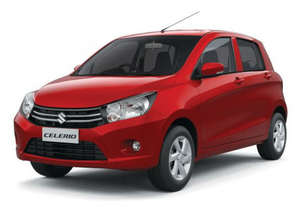 Maruti Suzuki Celerio CNG - Economical hatchback under 5 Lakhs | CarTrade.com
