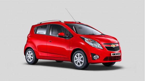 Chevrolet Beat Vs Tata Indica eV2