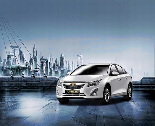 Chevrolet Cruze face-lift launched in India for Rs. 16.19 Lakh | CarTrade.com