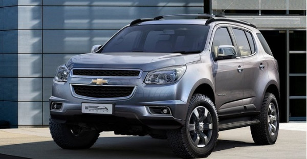 Chevrolet Trailblazer to compete with Toyota Fortuner in India | CarTrade.com