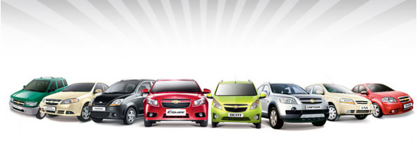 Discounts On Chevrolet Cars In August
