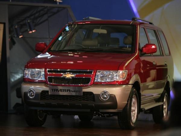 Auto Expo 2012 refresh: Chevrolet