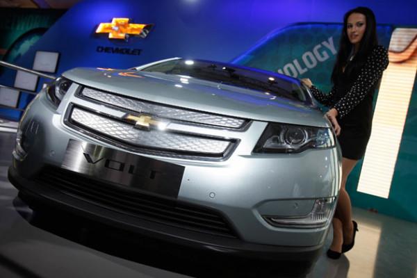 Auto Expo 2012 refresh: Chevrolet's impressive three section show.