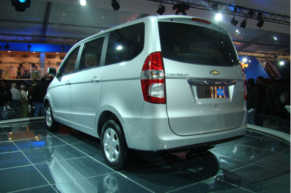 Chevrolet MPV image4
