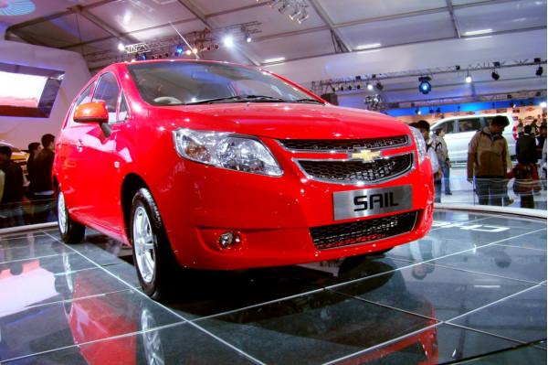 GM India launches Chevrolet Sail U-VA in Jammu   CarTrade.com