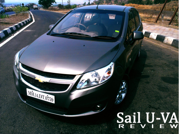 Chevrolet Sail U VA Expert Review, Sail U VA Road Test - 116696 | CarTrade