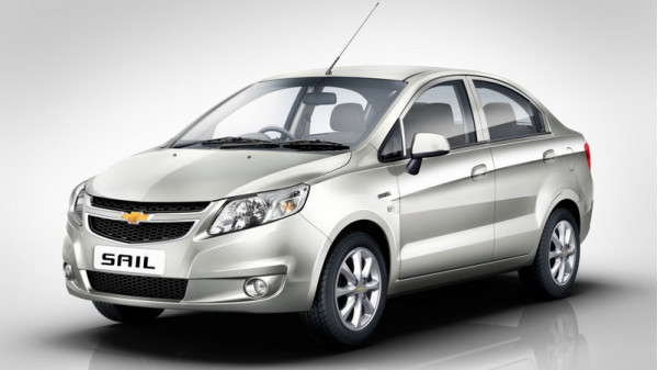 6) Chevrolet Sail
