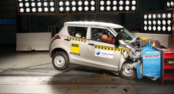 Crash testing policy for cars to be introduced in India | CarTrade.com