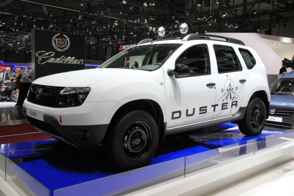 Dacia Duster facelift to be unveiled at 2013 Frankfurt Motor Show | CarTrade.com