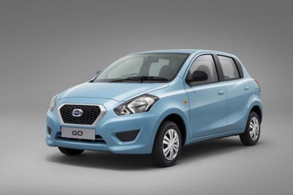 Datsun Go hatchback bookings open at Rs. 11,000 | CarTrade.com