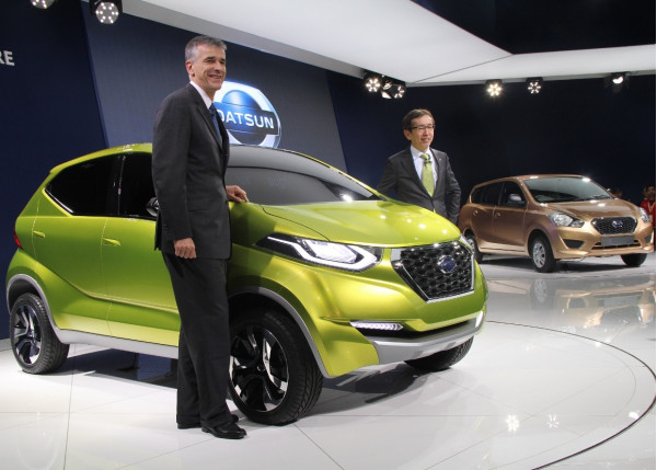 Datsun Redi-Go based micro crossover launch likely in 2016 | CarTrade.com