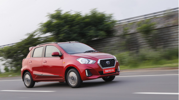 Datsun GO and GO Plus CVT First Drive Review - CarTrade