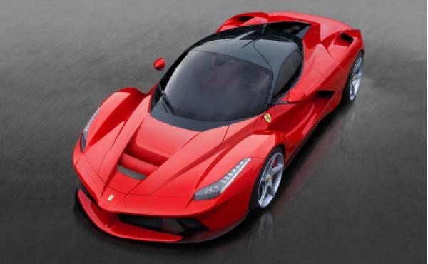 Hyper-hybrid LaFerrari dominates
