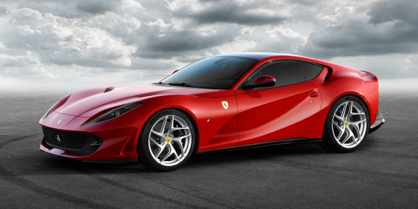 Ferrari 812 Superfast: all the details | CarTrade.com