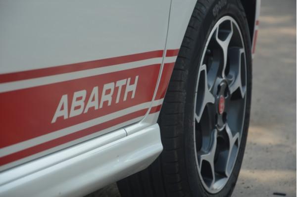 Abarth Punto 20