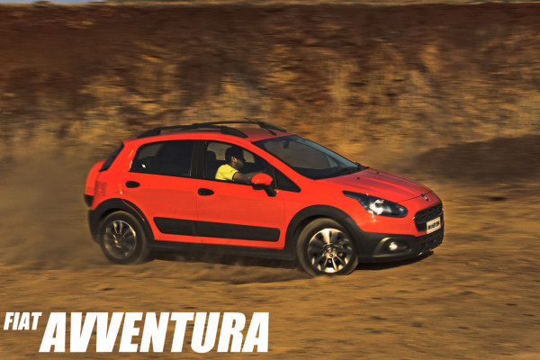 Fiat Avventura Review - CarTrade
