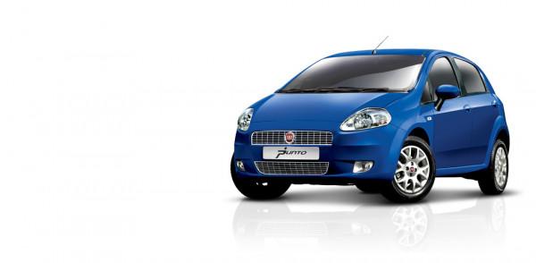 Fiat Punto launch - Round the corner | CarTrade.com