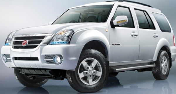 Force Motors introduces new variants of Force One SUV | CarTrade.com