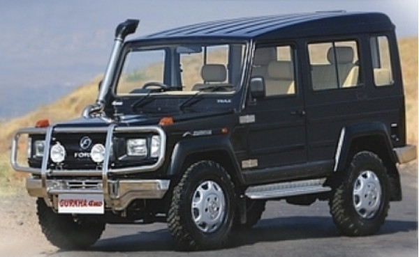 Force Motors Gurkha SUV launched in India, starts from Rs. 6.25 lakhs | CarTrade.com