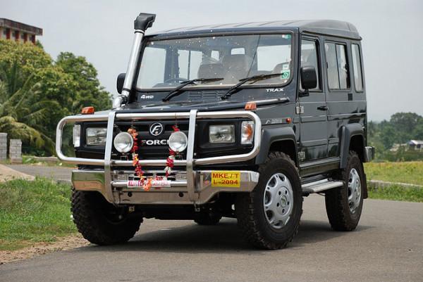 Force Motors developing its Gurkha 4x4 to challenge Mahindra Thar next year | CarTrade.com