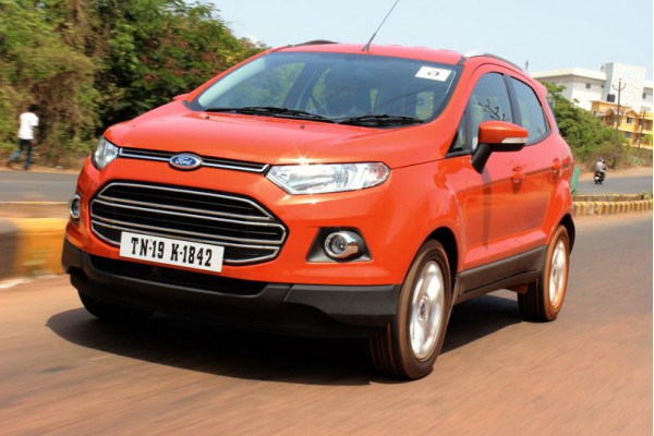 Ford Ecosport - Facts that put it on a long waiting list | CarTrade.com