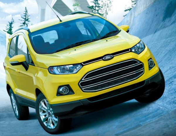 Ford Ecosport limited edition launched in Japan | CarTrade.com