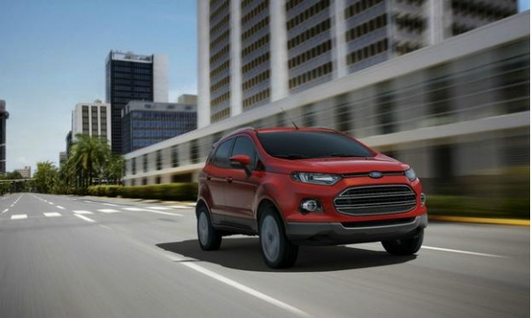 European version of Ford Ecosport gets over 300 parts replacement | CarTrade.com