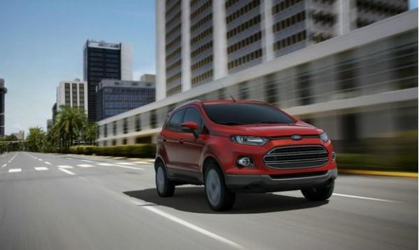 8) Ford Ecosport