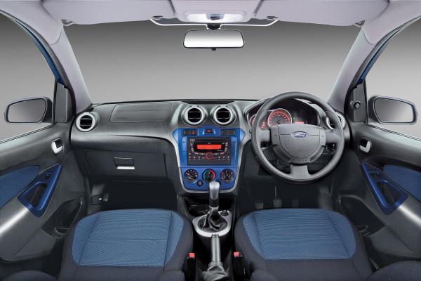 Ford Figo mild facelift launched ahead of festive season   CarTrade.com