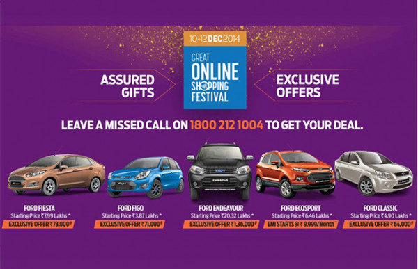 Online shopping cars india