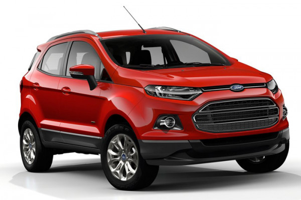 Ford Ecosport base variant to cost Rs. 10,000 more, whereas top end price rises by Rs. 13,000   CarTrade.com