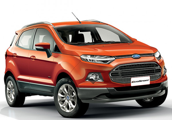 Ford EcoSport to be launched in India on June 11 | CarTrade.com