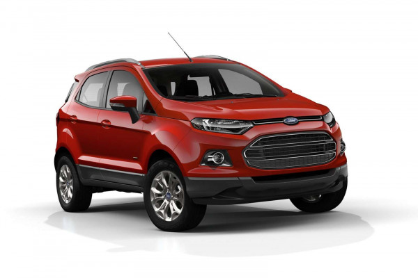 Ford India to launch EcoSport by middle of June | CarTrade.com