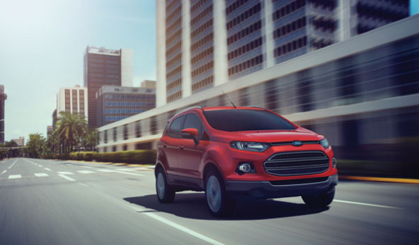 India days away from the launch of Ford EcoSport | CarTrade.com