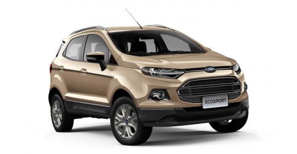 India-made Ford EcoSport launched in Nepal | CarTrade.com